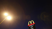 McDonald's February same-restaurant sales fall 0.3 percent