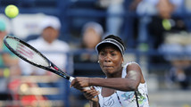 Cornet stuns Serena to prevent all-Williams Dubai final