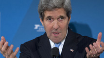 Kerry headed to Mideast, Asia