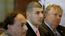 Judge keeps ex-NFL star Hernandez's jail calls off limits