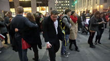 'I'm walkin' here!' NYC turns sour during holidays