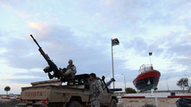 Libyan parliament sacks PM after tanker escapes rebel-held port