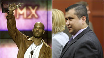 Celebrity fight between rapper DMX, George Zimmerman called off