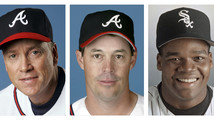 Maddux, Glavine, Thomas on Hall of Fame ballot