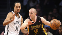 Steve Blake, Shaun Livingston