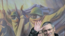 Khodorkovsky applies to settle in Switzerland: spokesperson
