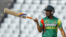Anamul ton powers Bangladesh to 326-3