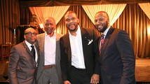 Perry, Lee and Poitier feted at Essence event