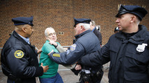 Activists arrested in Philly over XL oil pipeline