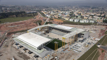 Brazil downplays missing FIFA's stadium deadline