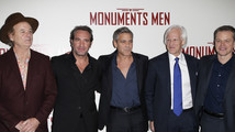 Clooney, Damon to attend White House screening of 'Monuments Men'