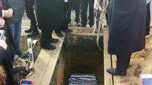Damaged Torah scrolls from Iraq buried in NY
