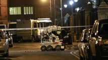 IRA bomb in backpack targets Belfast nightlife