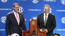 Auburn, Mizzou guarding against SEC letdowns