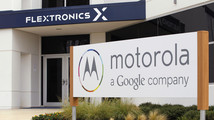 The Flextronics plant that will be building the new Motorola smartphone