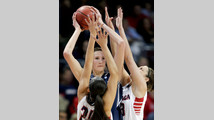 No. 18 Gonzaga beats BYU 71-57 for WCC title