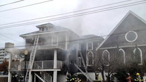 2 dead, 1 injured in OC church rectory fire