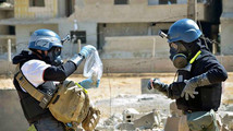 US offers to destroy Syrian chemical arms at sea
