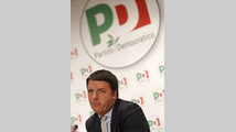 Italy's new leader of left vows to back government