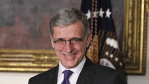 U.S. President Obama announces Wheeler to head FCC, in Washington