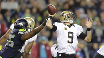 Saints lose 34-7 at Seattle