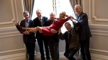 Monty Python's reunion show in July at London