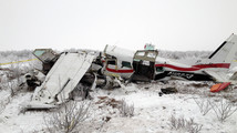 Woman hurt in Alaska plane crash aids in rescue