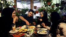 Iranian coffee lovers flock to new wave of cafes