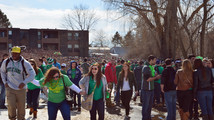 UMass latest to deal with rowdy St. Pat's parties