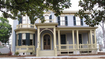 Woodrow Wilson's Columbia home reopens to public