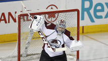 NHL: Colorado Avalanche at Edmonton Oilers