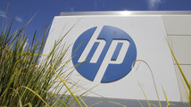 Hewlett-Packard 1Q earnings, revenue top views