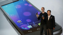 Samsung and Google unveil Galaxy Nexus in Hong Kong