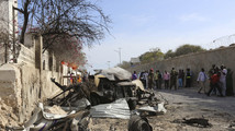 Somalia's al Shabaab say attack meant to get president 'dead or alive'