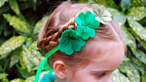 4 simple crafts for St. Patrick's Day