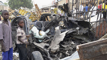 Suspected Islamists kill 85 in northeast Nigeria