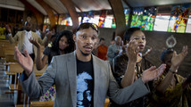 South Africans hold day of prayer for Mandela