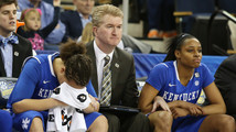 Kentucky guard Makayla Epps , Jeff House, Bria Goss