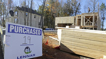 US new-home sales jump in Oct. after Sept. drop