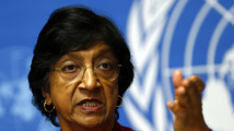 U.N. rights boss seeks international probe into Sri Lanka war crimes