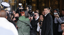 Rihanna at McCartney Paris show; Suzy Menkes quits