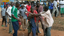 Angry mobs attack in C. African Republic capital