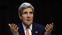 U.S. has made clear Iran 'not open for business,' Kerry tells senators