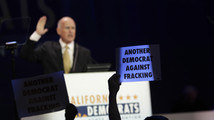 California election season starts with Democrats convention