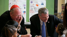 Pre-K plan in jeopardy, de Blasio pushes forward