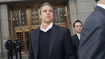 Michael Steinberg leaves Manhattan Federal Court in New York