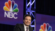 Jimmy Fallon takes helm of 'Tonight Show', brings it back to New York