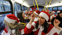 This year, NYC SantaCon aims to curb ho-ho no-no's