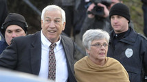 Sandusky's wife claims he's innocent, victims manipulated