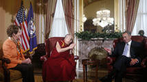 Dalai Lama: China 'great' but gov't 'harmful'